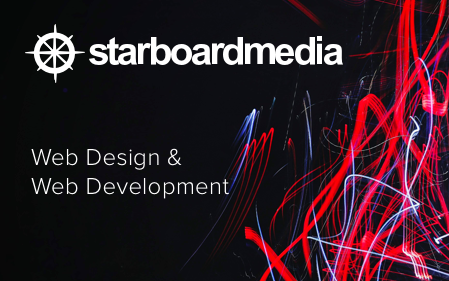Starboard Media: Web Design & Development